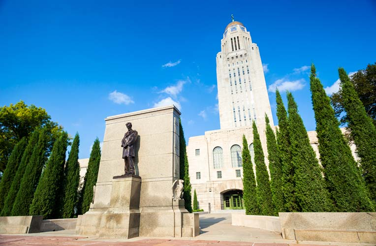 Lincoln, NEBRASKA State Capital